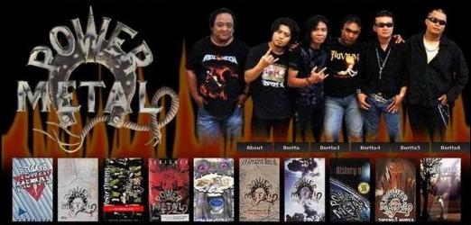 Lagu Power Metal Full Album