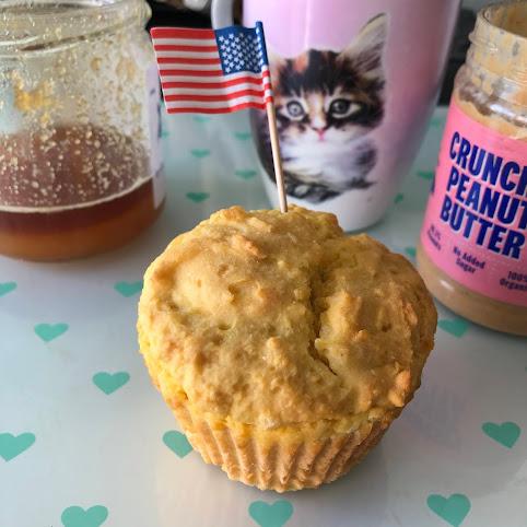 Cornbread muffins (pain de maïs)