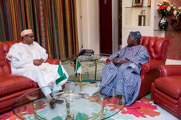 www.ekpoesito.com: More photo from Obasanjo, Buharis