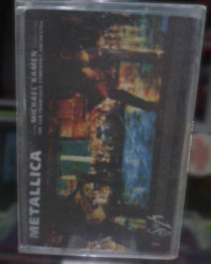 Kaset Metallica - Symphony Orchestra (Kaset 2)