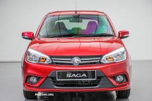 Harga Proton Saga Baru 2016 Terkini
