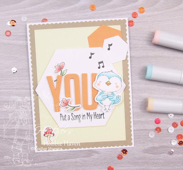Heather's Hobbie Haven - Tweet Friends Card Kit
