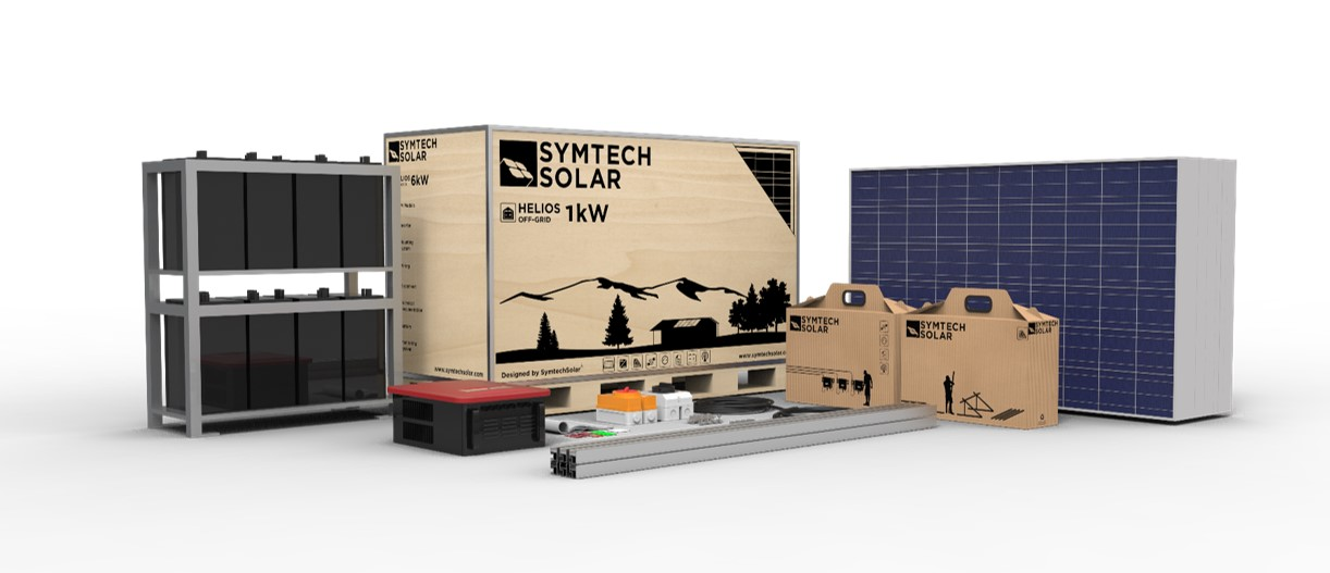 HELIOS Off Grid Solar Kits