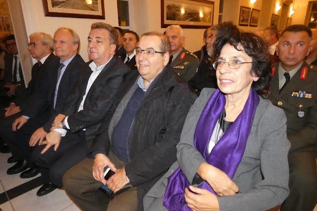 Γ. Ανδριανός: Ο αγώνας των Κρητών συνεχίζει, να αποτελεί για κάθε Έλληνα πηγή όχι μόνο υπερηφάνειας, αλλά και έμπνευσης