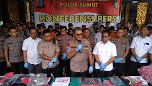 Poldasu Ungkap Diduga  Pembunuhan Hakim PN Medan Sudah Direncanakan