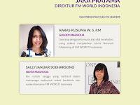 Hadirilah Bisnis Meeting Bersama Managing Director FM World Indonesia dan Leader FM Surabaya, Sabtu 10 November 2018