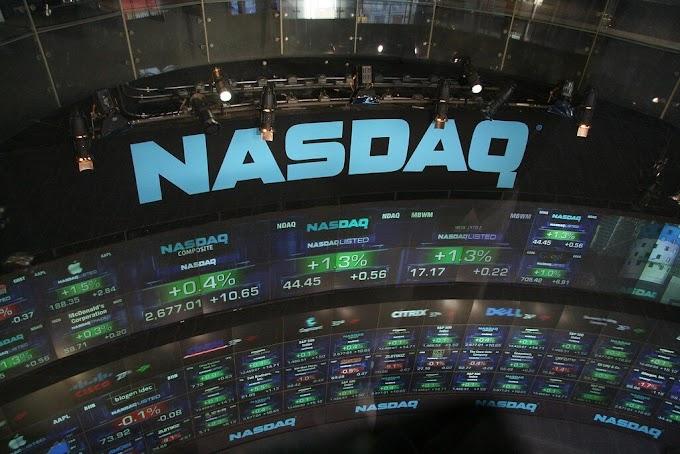 Nasdaq abre a un máximo histórico antes de las encuestas de fábrica de EE. UU.