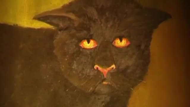 The Black Cat of Killakee House, scary urban legend, most scary urban legend, scary Irish urban legend