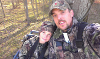 Any Hunt With Your Kids Is A Successful Hunt children, deer, guns, kids Hunting