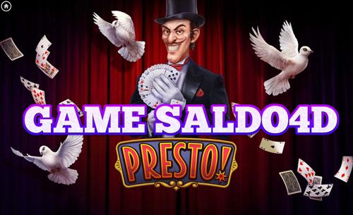 Game Slot Presto! Habanero