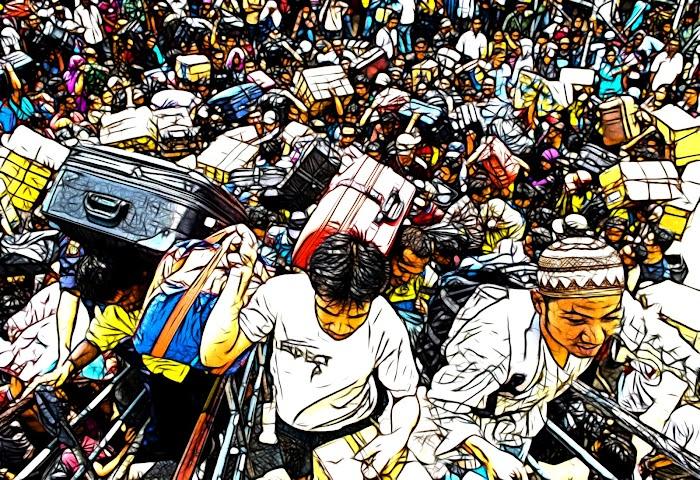 Mudik Lebaran: Gerakan Silaturahim Luar Biasa, Hanya Ada di Indonesia