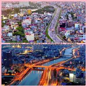 Hanoi dan Saigon