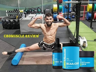 CBDMuscle The Most Anticipating CBD Oil, Balms and Bodybuilding Supplement