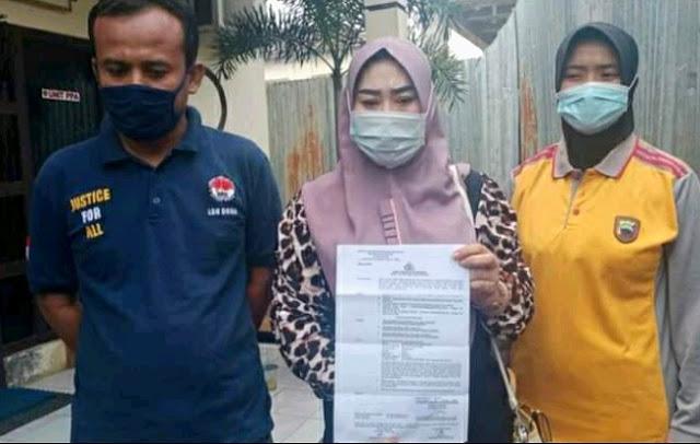Air Susu Dibalas Air Tuba : Seorang Ibu di Demak Dipolisikan Anak Kandung Sendiri Gara-gara Pakaian