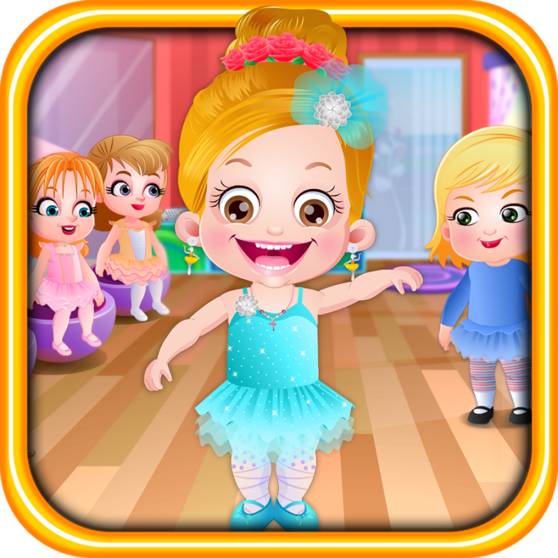 Baby Hazel: In the Kitchen - A Free Girl Game on ...