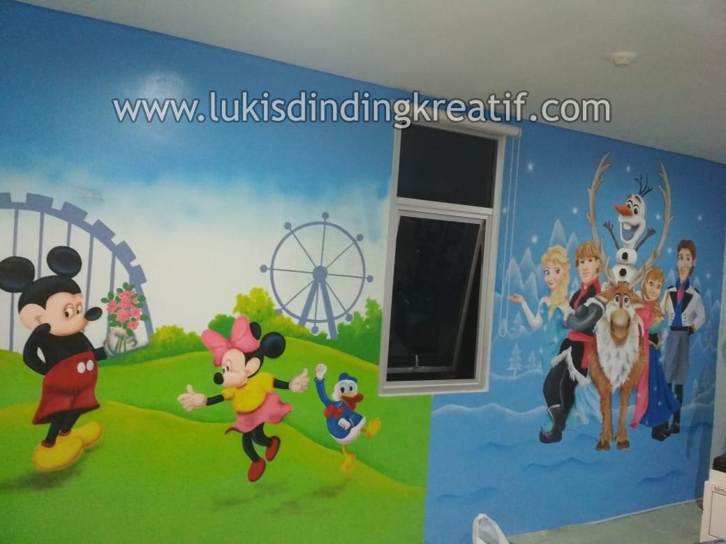 Lukis Dinding Tk Jasa Mural Lukis Dinding Kreatif Interior Eksterior Jasa Lukis Tembok Lukis Dinding Mural Kreatif Pelukis Tembok