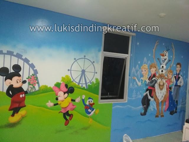 Jasa Lukis Tembok Jasa Lukis Dinding Mural Kreatif
