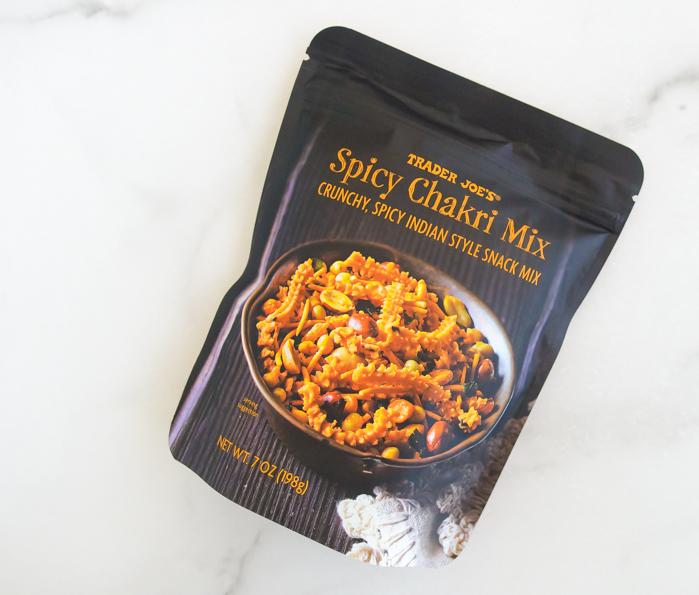 Trader Joe's Spicy Chakri Mix review