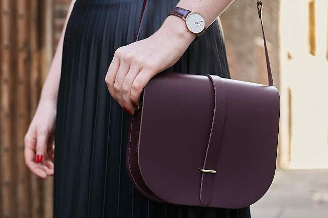 Desire: The Cambridge Satchel Company's Saddle