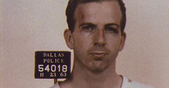 John F. Keneddy'nin suikastçısı varsayılan Lee Harvey Oswald