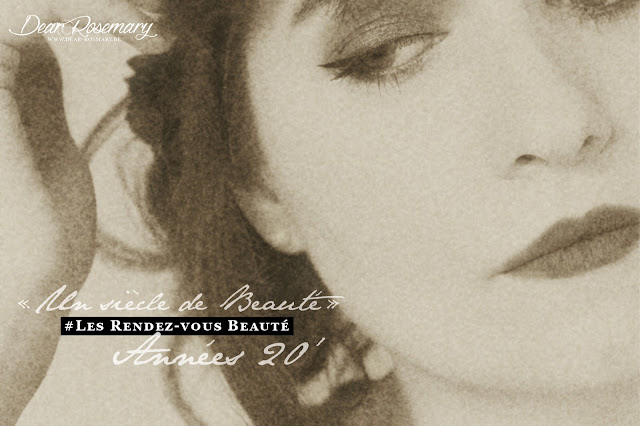 #Les Rendez-vous Beauté : make up des années 20.