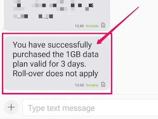 How To Activate 9mobile 200 For 1gb 2020