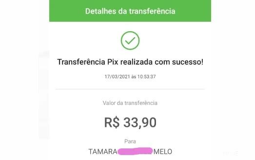 pagamento recebido comissao vendas online