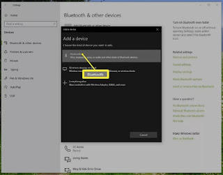 Cara Menghubungkan Mouse Wireless di Windows 10 - 3