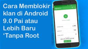 Cara Memblokir Iklan di Android 9.0 Pai atau Lebih Baru Tanpa Root 1