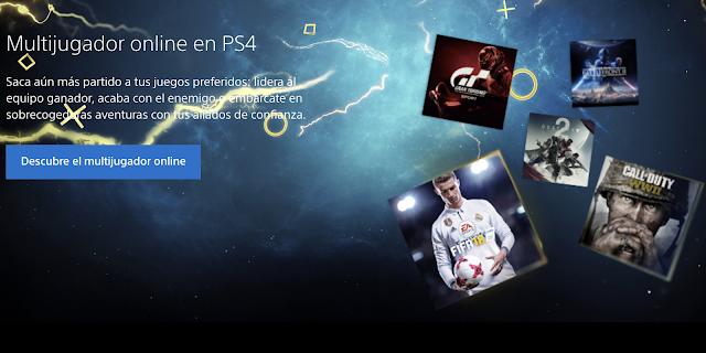 15 meses de PS Plus para los usuarios que adquieran una suscripción de 1 año