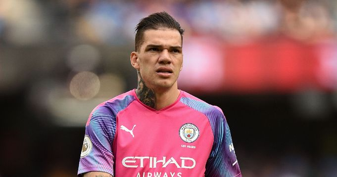 Ederson signs new Man City contract till 20