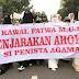 Tak Ada Keadilan, Umat Islam Sesalkan Tuntutan Ringan JPU terhadap Penista Agama