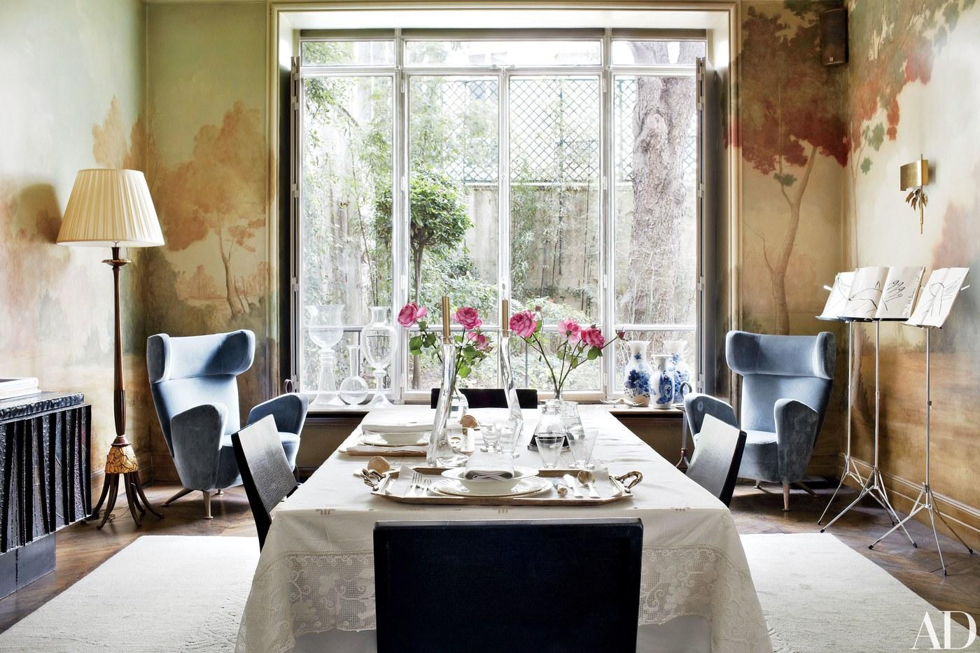 Best Kitchen Gallery: Decor Inspiration Eclectic Paris Apartment Stefano Pilati Hello of Paris Apartment  on rachelxblog.com