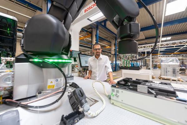 10 anos de Indústria 4.0: Bosch atinge vendas de 4 mil milhões de euros