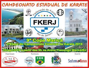 Campeonato Estadual Fluminense de Karate - 3ª Etapa