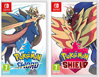 Pokemon Sword and Shield Bundle