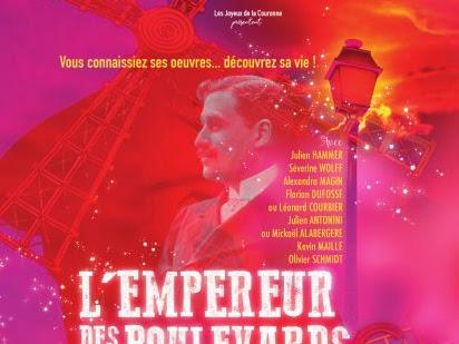 L'Empereur des Boulevards d'Olivier Schmidt