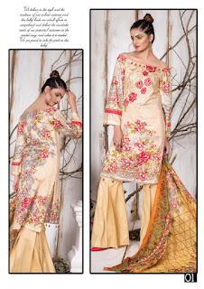 Noor textile Maya Karachi print Pakistani dress
