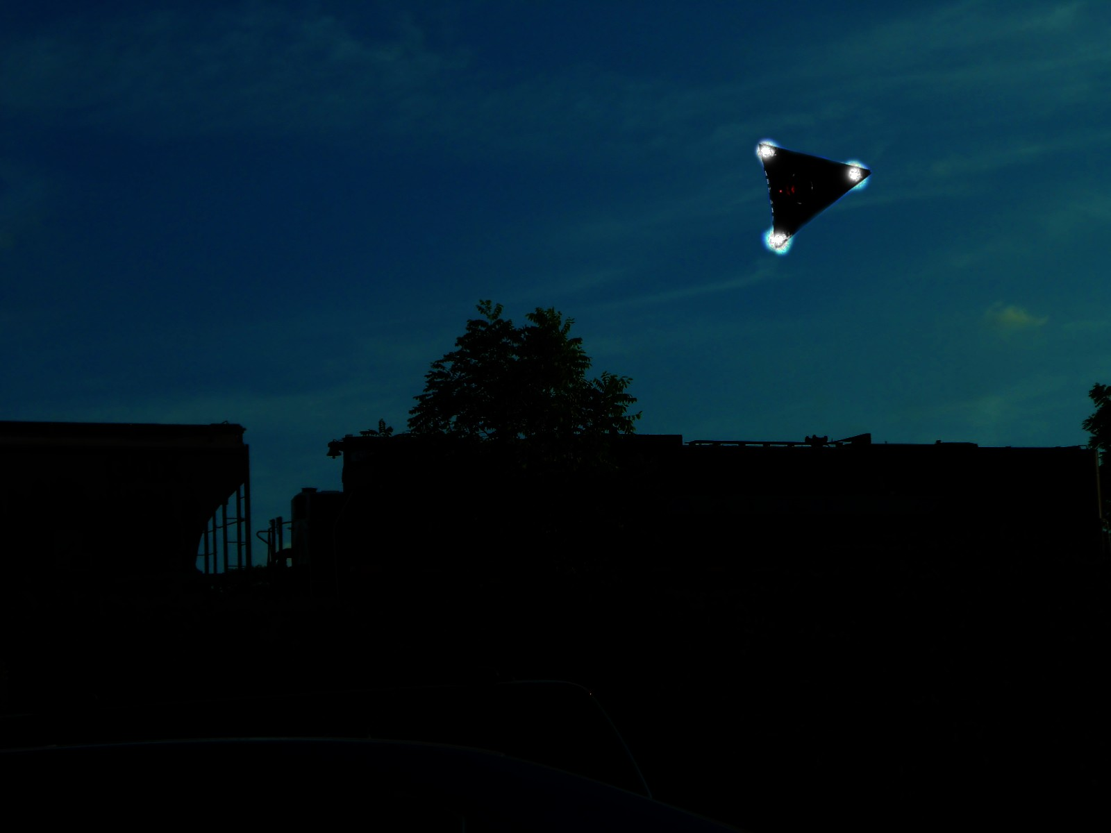 Unidentified Flying Objects – the reality, the cover-up and the truth