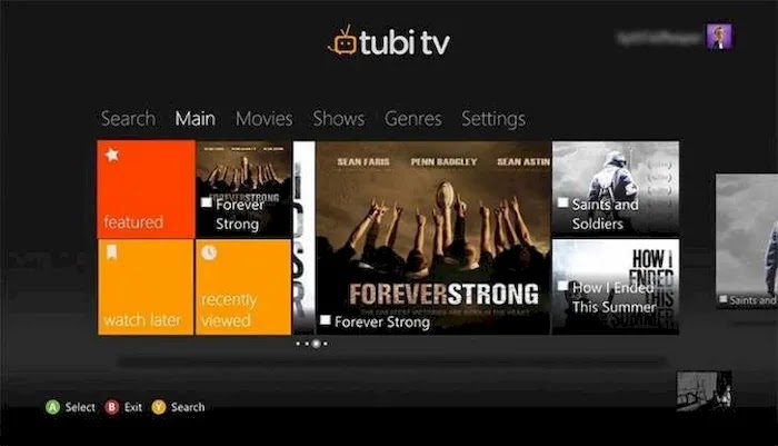 Best Movie Watching Apps On Android TubiTV