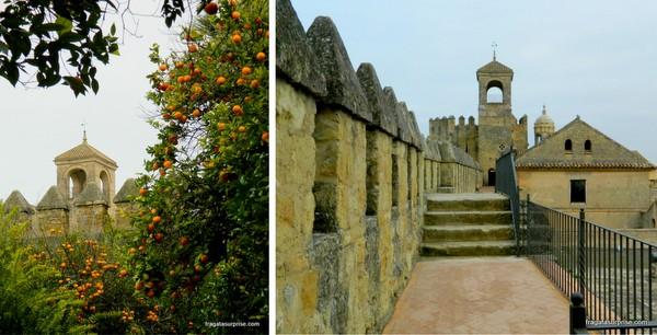 Alcázar de los Reyes Cristianos, Córdoba, Andaluzia