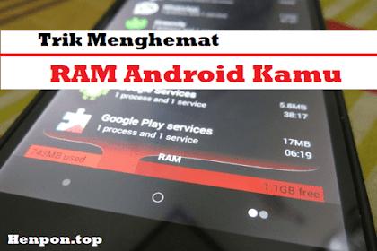 Aplikasi Penghemat Ram Android, Mudah dan Praktis (No Root)