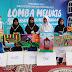 Ratusan Peserta Bersaing di Lomba Melukis Tingkat SMP/MTsN Se-Banda Aceh