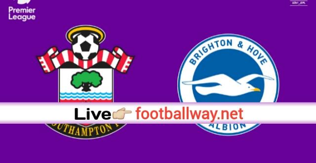 EPL: Live Stream Southampton Vs Brighton 16-07-2020