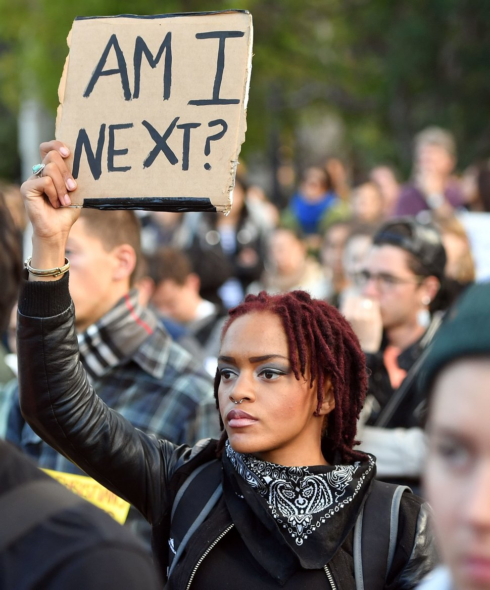 35 Photos Of Protesting Women That Portray Female Power - USA