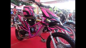 MODIFIKASI MOTOR BEAT ADVENTURE