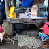 Lolang Nagtitinda ng Hipon, Tinapon ang kanyang Paninda