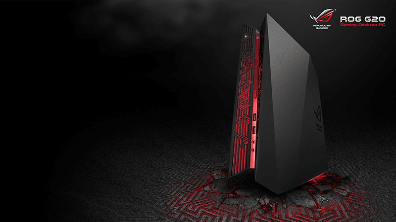 ASUS ROG G20, ASUS M52AD AND M32AD NOW COMES IN AWESOME BUNDLES!
