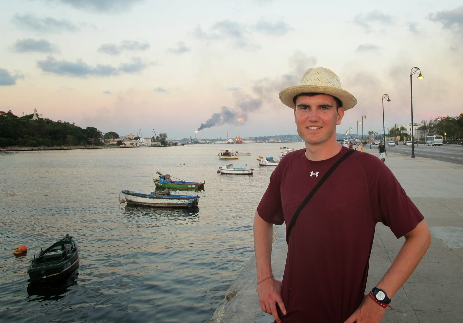 Educational travel in Cuba