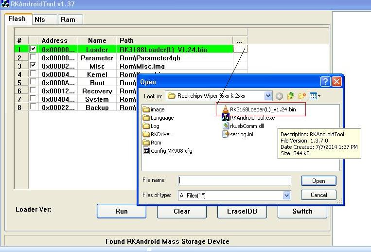 Rkandroid rock usb driver download